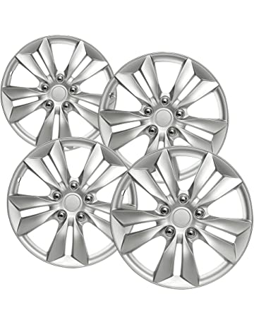 amazon hubcaps hubcaps trim rings hub accessories 1937 Ford Deluxe Coupe 16 inch hubcaps best for 2007 2011 toyota camry set of 4