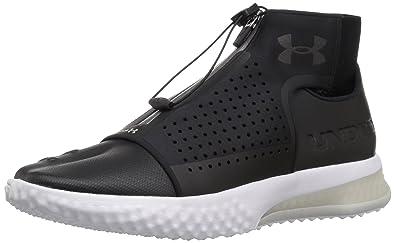 Under Armour Men s ArchiTech Futurist Sneaker Black (003) White 7 920847f5d7