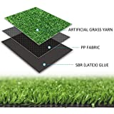 GL Artificial Turf Grass Lawn, Realistic