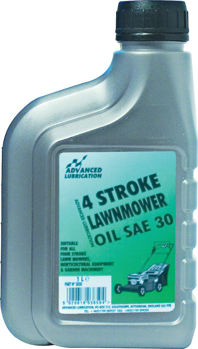 Granville 3850C 1L 4-Stroke Lawnmower Oil Granville Oil & Chemicals Ltd