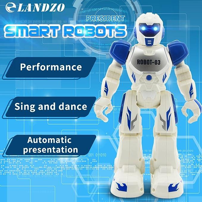 Robot Remote Control Robots Interactive Walking Singing Dancing Smart Programmable Robotics Robotics for Kids Boys & Girls