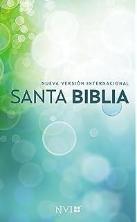 Santa Biblia NVI, Edición Misionera, Círculos, Rústica. (Spanish Edition)