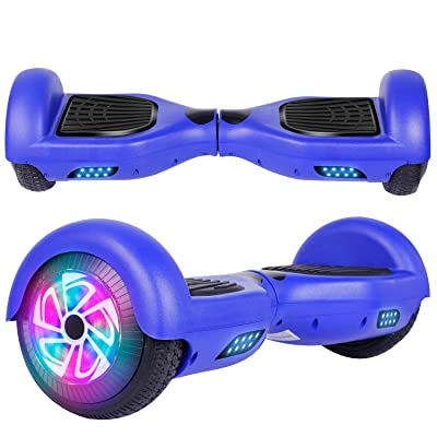 Felimoda Hoverboard, Self Balancing Scooter w/UL 2272 Certified LED Lights for Adults Kids: Sports & Outdoors