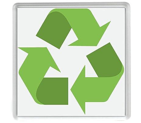 Amazon Universal Recycling Symbol Emoji Pack Of 4 80mm X 80mm