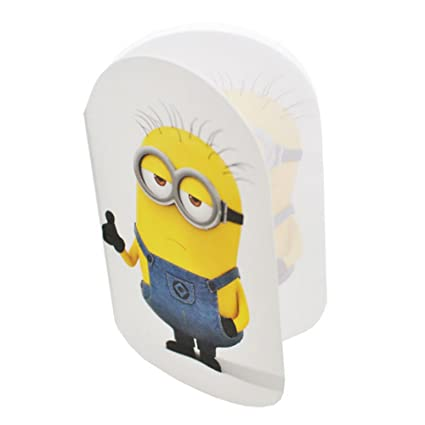 Minions Official Memo Pad Multi Colour Office Products