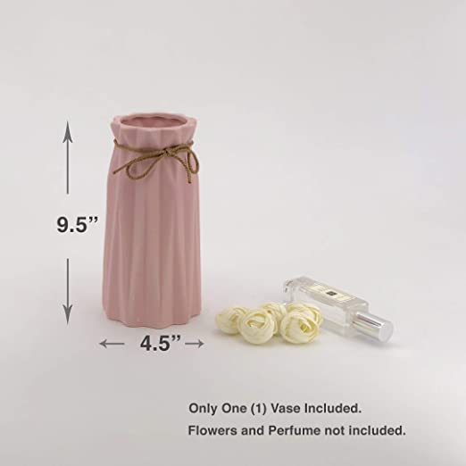 Glazed Ceramic Petal Pack Fresh Peach