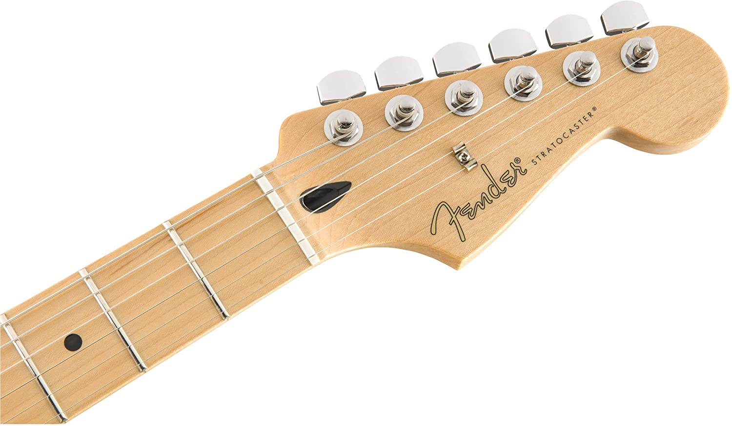Amazon.com: Fender Player Stratocaster Electric Guitar - Maple Fingerboard - Buttercream: Musical Instruments