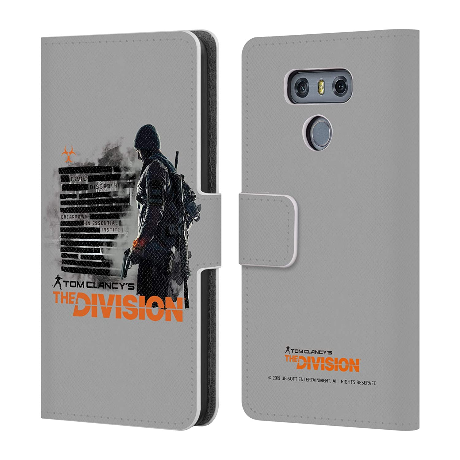 Amazon.com: Official Tom Clancys The Division Character Key ...