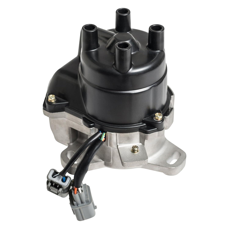 Amazon.com: Ignition Distributor for 94-95 Honda Accord EX L4 2.2L fits 30100-P0A-A02 / D4T92-04 / 30100P0AA02 / D4T9204: Automotive
