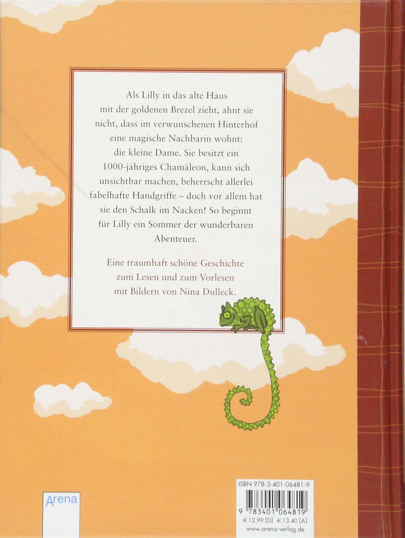 Die Kleine Dame (Kinderbuch): Amazon.de: Stefanie Taschinski, Nina Dulleck:  Bücher