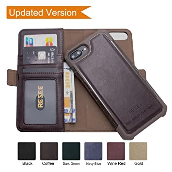 coque detachable iphone 8 plus