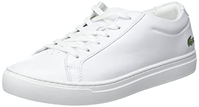 9bc332346 Lacoste Women s L.12.12 117 1 Caw Low  Amazon.co.uk  Shoes   Bags