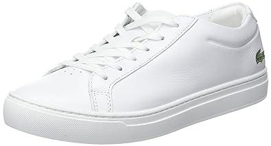 Lacoste L.12.12 117 1 CAW, Zapatillas para Mujer: Amazon.es: Zapatos y complementos