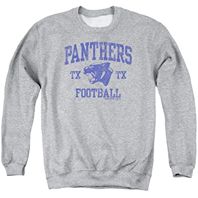 d06de27fc2d Friday Night Lights Panther Arch 2X Crewneck Sweatshirt Gray Adult Unisex  Sweatshirt