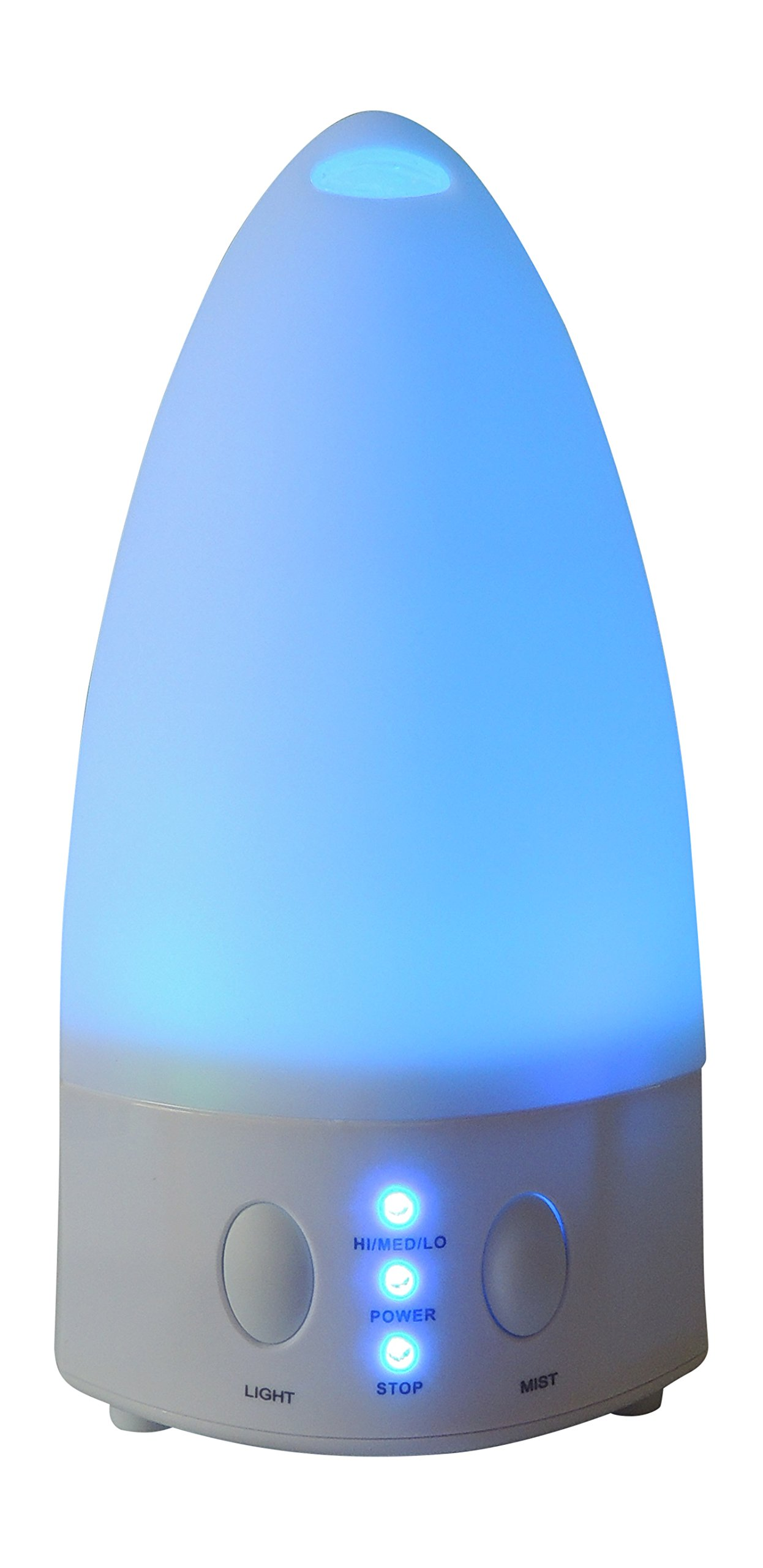 BeAStar Aromatherapy Essential Oil Diffuser - Mini-Humidifier with Electric Ultrasonic Technology