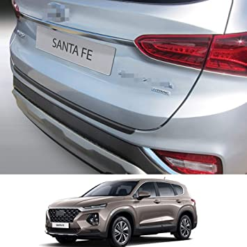 For Hyundai Santa Fe 2019 2020 Stainless Outer Door Sill Scuff Plate Cover Trim