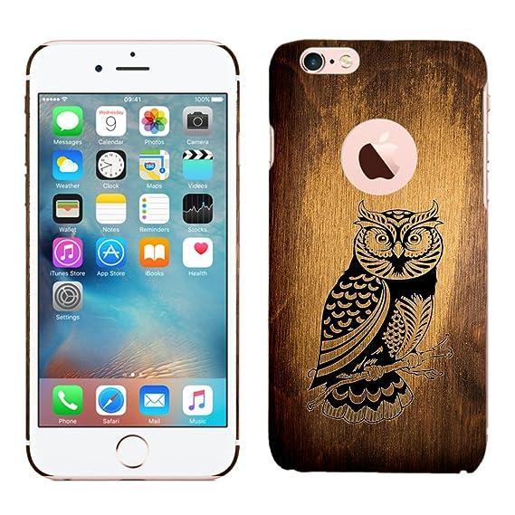 Glisten - Carcasa rígida de plástico para iPhone 6 Plus y ...