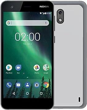 TBOC® Funda de Gel TPU Transparente para Nokia 2 (5.0 Pulgadas) de Silicona Ultrafina y Flexible: Amazon.es: Electrónica
