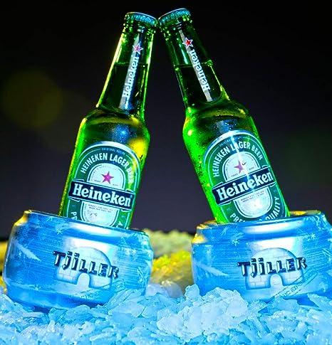 Compra Tjiller - Enfriador para botella de cerveza (10 x 10cm ...