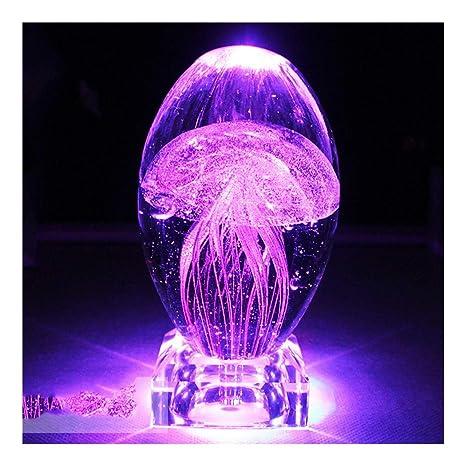 Amazon.com: HONGNA Jellyfish - Caja de música creativa con ...