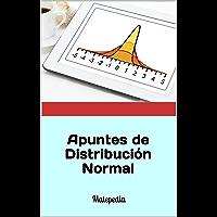 Apuntes de Distribución Normal: Matepedia
