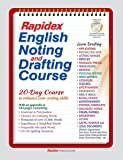 RAPIDEX ENGLISH NOTING AND DRAFTING COURSE