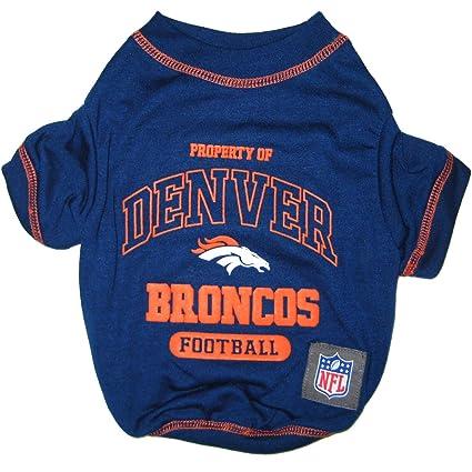 Camiseta de fútbol para perros y gatos de la NFL T-SHIRT – camiseta para