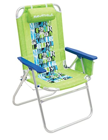 Amazon.com: Margaritaville Big Shot - Silla de playa ...