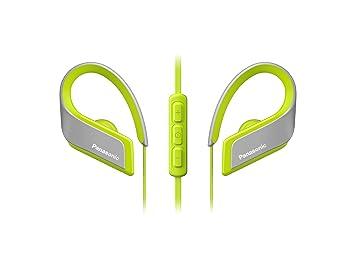Panasonic RP-BTS35E-Y Auriculares Bluetooth Deportivos ...