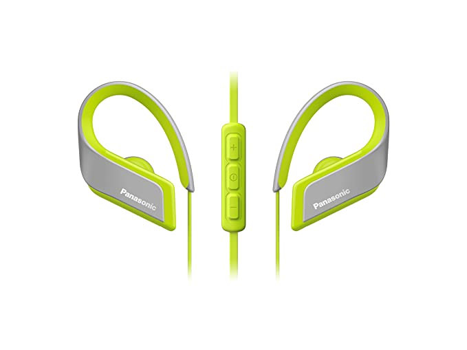 Amazon.com: Panasonic Wings Ultra-Light Wireless Bluetooth Sport Earphones Yellow (RP-BTS35-Y): Electronics