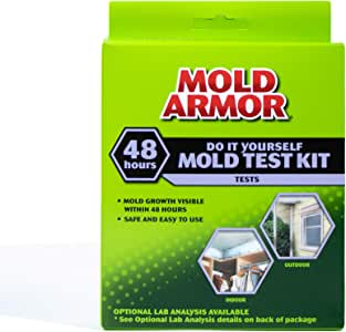 Mold Armor FG500 Do It Yourself Mold Test Kit, Grey