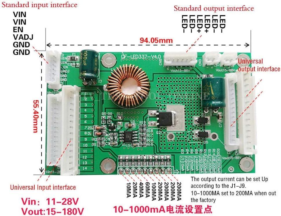 "Tab Enhancement Driver Backlight Display 14-42/"" LED LCD TV"