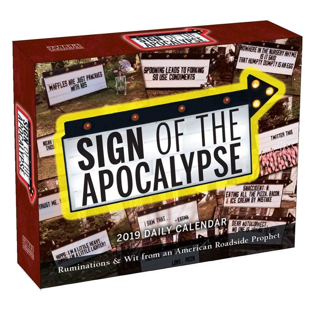 Cartel de los apocalipsis de las luminaciones y Wit de un ...