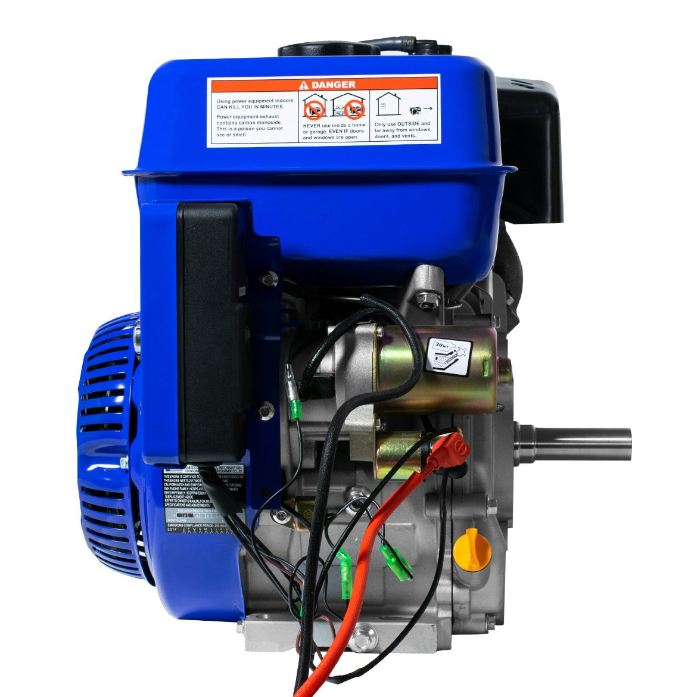 Duromax Xp18hpe 18 Hp Electric Start Engine Certified 20 Kohler Generator Wiring Diagram Free Download Refurbished Garden Outdoor