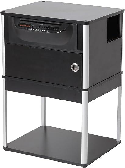 Bonsaii DocShred Base 7 - Mesa para impresora con destructora de ...