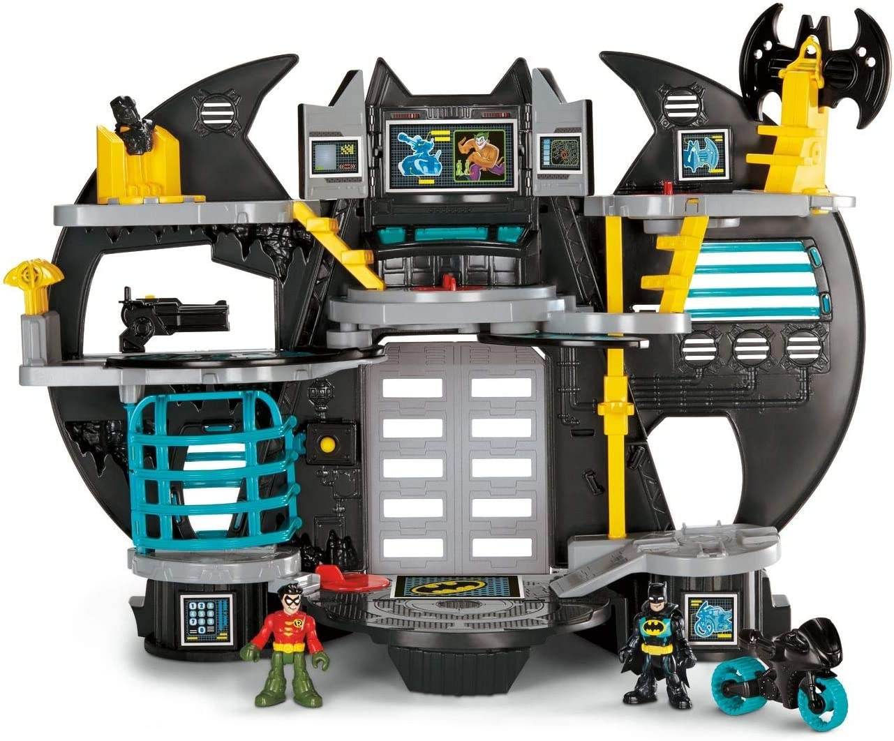 Imaginext - Batcueva (Mattel X7677)