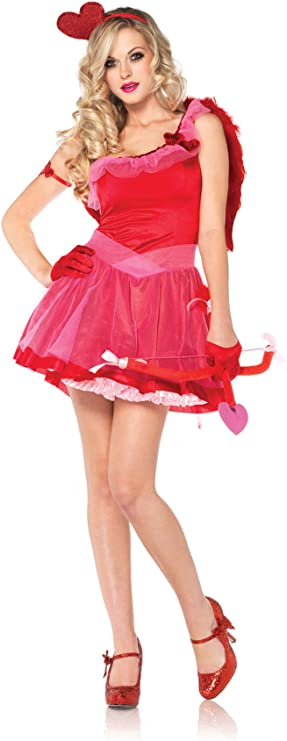 Leg Avenue - Disfraz de cupido, talla XS (8379325003): Amazon.es ...