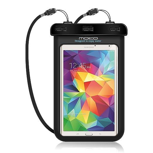 29 opinioni per MoKo Custodia Impermeabile per iPad Mini Retina / 2 / 3, Google Nexus 7 (FHD),