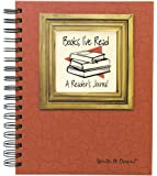 "Journals Unlimited ""Write it Down!"" Series Guided Journal, Books I've Read, A Readers Journal, with an Orange Hard Cover…"