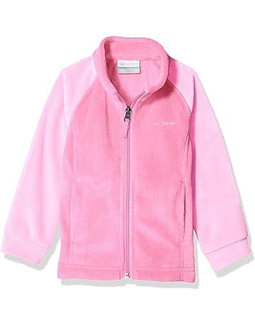 993f069dac078 Girl's Fleece Jackets Coats | Amazon.com