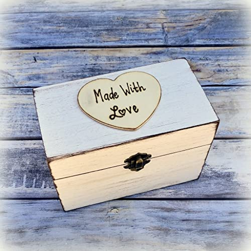 rustic recipe boxes recipe storage wood recipe box mothers day gift bridal shower gift for christmas