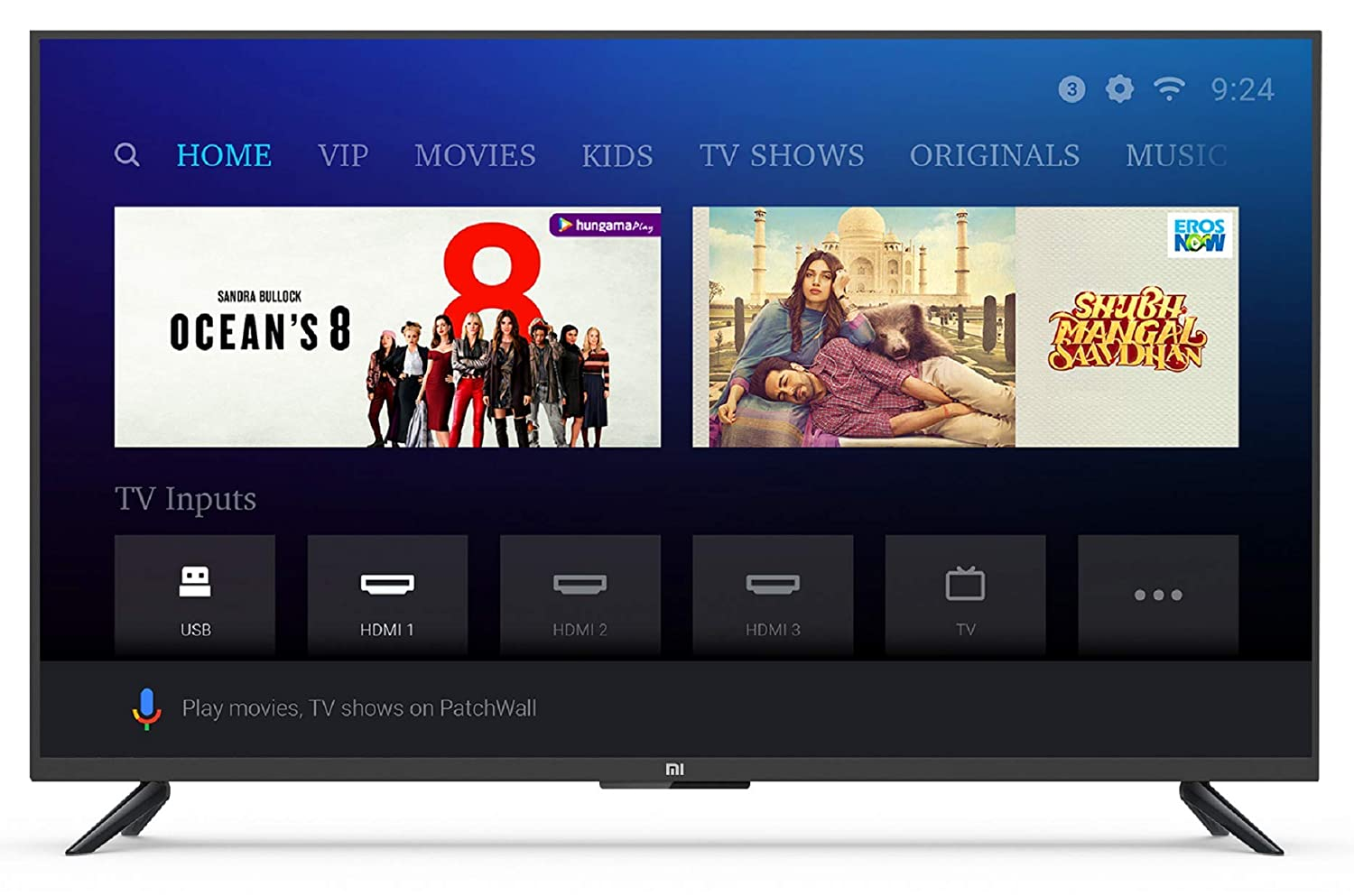 [ Live ] Mi LED TV 4A PRO 123.2 cm (49) Full HD Android TV (Black) at Rs.29999