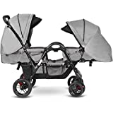 Amazon Com Joovy Twin Roo Car Seat Stroller Baby