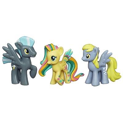 My Little Pony Soaring Pegasus Set: Toys & Games [5Bkhe1806837]
