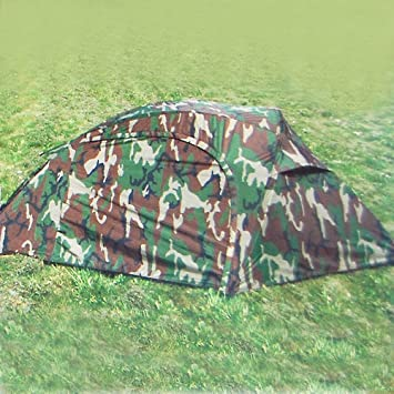 Mil-tec One Man Woodland Recon Tent & Amazon.com : Mil-tec One Man Woodland Recon Tent : Hiking Daypacks ...