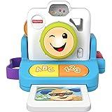 Fisher Price Ríe y Aprende Cámara Sonríe y Aprende Juguete para bebés de 6 a 36 Meses