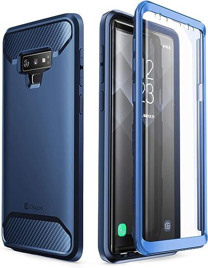 Clayco Funda Samsung Galaxy Note 9, [Serie Xenon] Case de ...