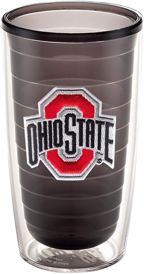 Tervis Ohio State University Emblem Individual Tumbler, 16 oz, Quartz - 1197286