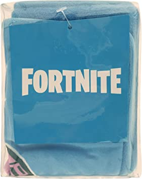 Fortnite Decorative Pillow Cover Measures 15 Inches x 15 Inches Featuring Ranger and Llama Official Product Kids Super Soft 1-Pack Throw Pillow Cover