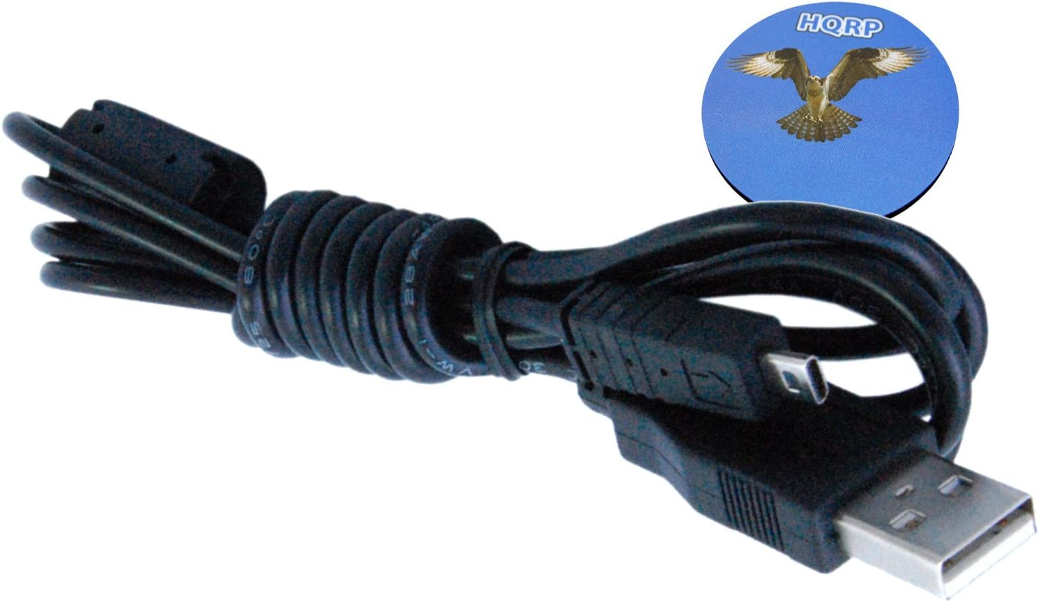 Accessory USA USB Battery Charger Data SYNC Cable Cord Lead for Sony Cybershot DSC TF1 Camera